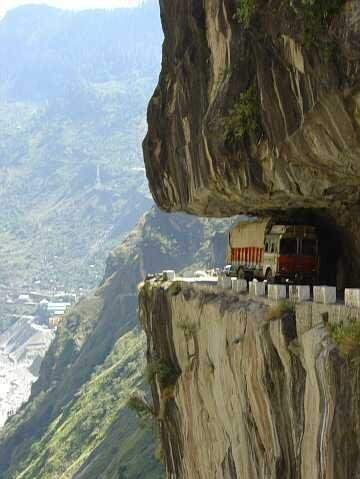 karakoram highway in pakistan 7150