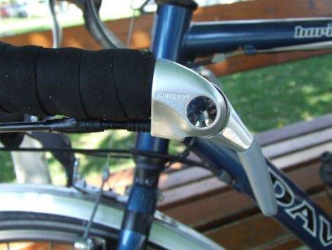 dura ace barendshifter