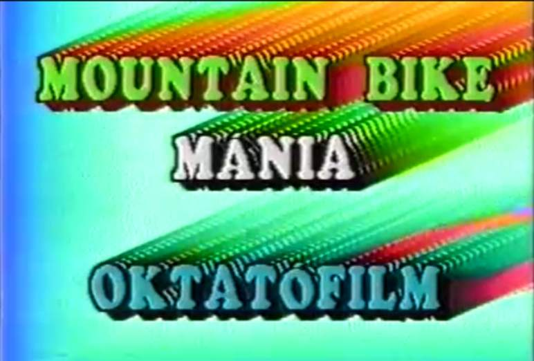 MountainBikeMánia
