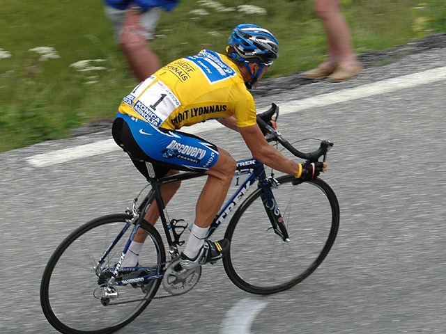 lance armstrong 2005
